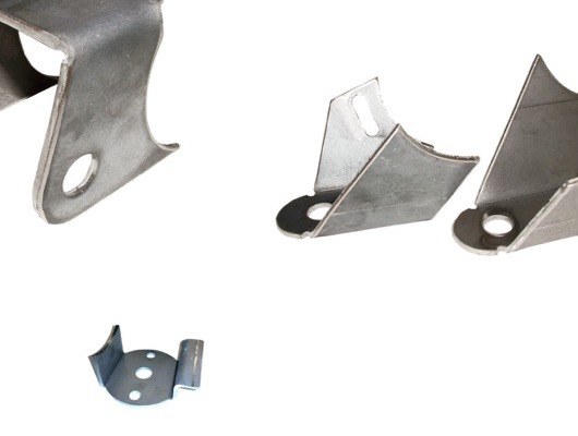 Suspension and Axle Mounts
