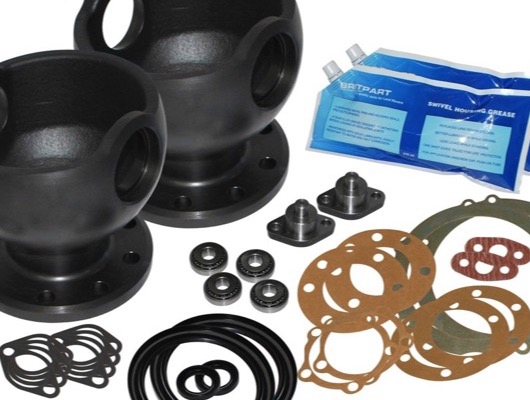 Swivel Kits and Components image