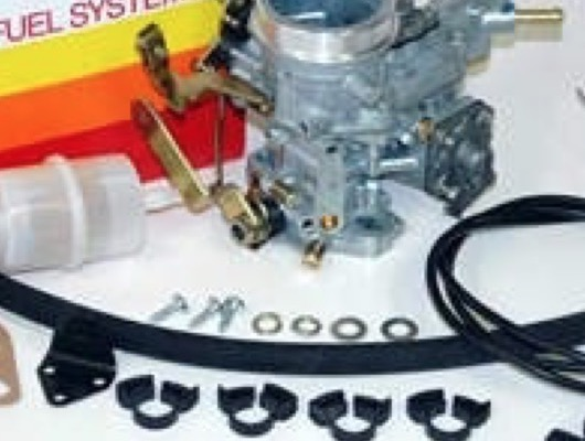 Weber Carb Kits for Defender