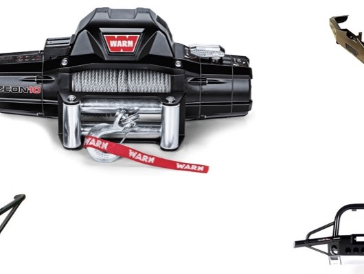 Winch and Bumper Kits image