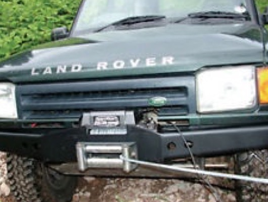 Winch Bumper and Winch Kits