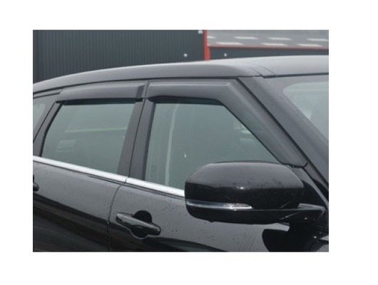 Exterior Protection and Wind Deflectors image