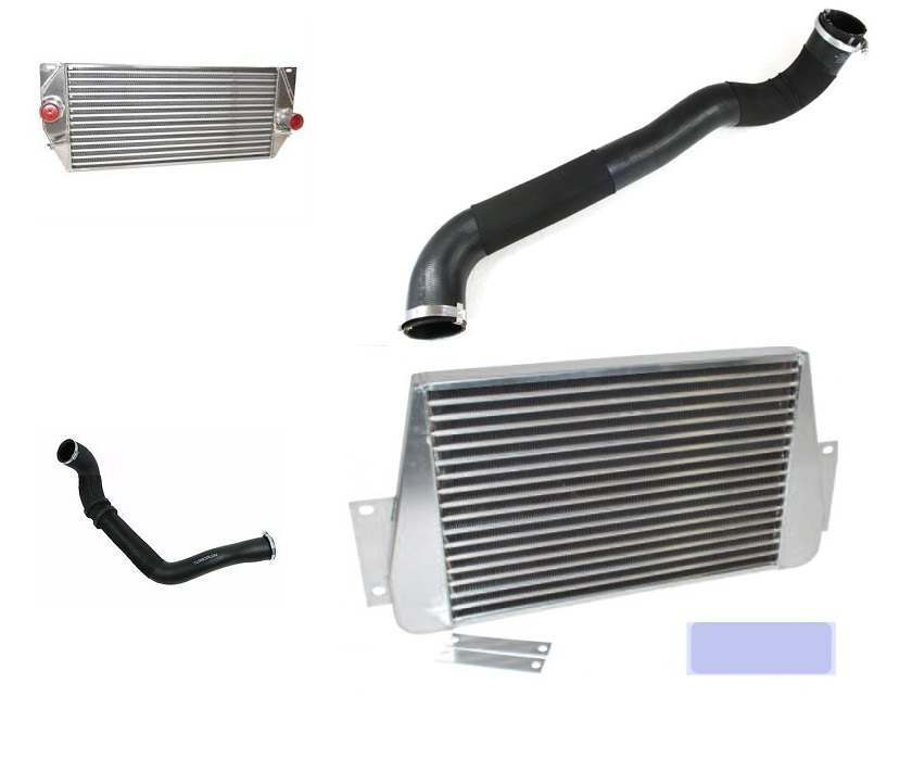 Intercooler and Intercooler Hoses image