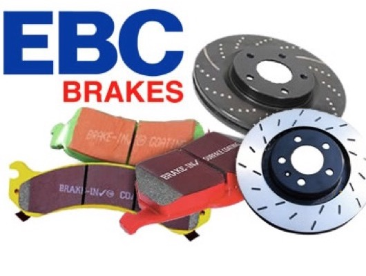 Performance Brake Pads and Discs