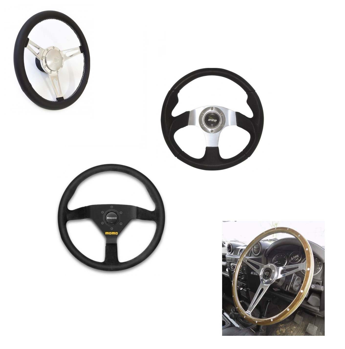 Steering Wheels and Boss image