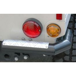 TF573 - Terrafirma Extreme Rear Corner Bumperettes - For Defender 110  (Requires TF573 to Fit)