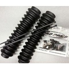 12127 - Pair of Procomp Shock Absorber Boots in Black - Fits all Pro-Comp Shocks