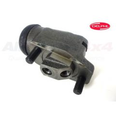 243744D - Front Right Hand Wheel Cylinder by Delphi for Land Rover Series 2, 2A & 3 - For 88' SWB (from 1980) and 109' LWB