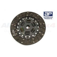 591704 - Land Rover Series 1, 2 & 2A Clutch Plate - This 9 inch Clutch Plate Will Usually Fit Vehicles from 1948-1969 - Quality Branded Parts