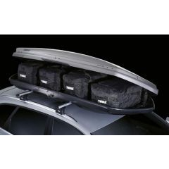 8006 - Thule Go Pack Bag Set (4-Pack) - For Easy Packing into Thule Roof Boxes