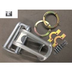 LRC1104 -Front Heavy Duty Terrafirma Turret, Rings and Retainers - For Defender, Discovery 1 and Range Rover Classic