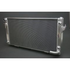 AS77 - Alloy Radiator by Allisport for Discovery 1 and Range Rover V8 - With One Oil Cooler