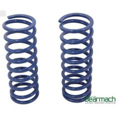 BA2102 - Heavy Duty Rear Springs - Bearmach - 40mm Lift with 295lbs Rating - Pair - Fits Defender 90, Discovery 1 and Range Rover Classic
