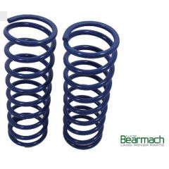 BA2257 - Rear Range Rover Classic Springs - Bearmach - 50mm Lift with 240lbs Rating - Pair Heavy Duty - Off Road Use Only