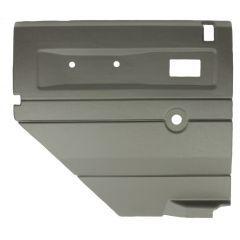 DA2480 - Defender Door Card - Rear Right Hand with Manual Windows In Black