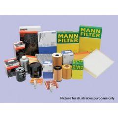 DA6001P - Full Service Kit using OEM Branded Filters For Defender Turbo Diesel (Picture For Illustration)
