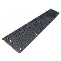 BTR9434PMD - Rear Bumper Rubber Tread for Discovery 1 - Fits from KA Chassis (CLEARANCE - Last One)