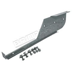CAT500340PMASS - Defender Mudflap Bracket in Stainless Steel - Right Hand Side For 110 and 130