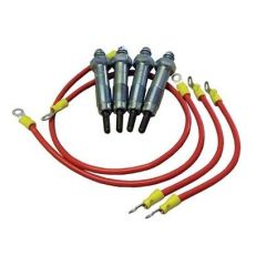 DA1057 - Heater Plug Conversion Kit for Land Rover Series 2, 2A and 3 - For Diesel 2.25