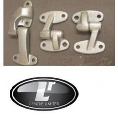 DA1074HINGE - Safari Door Hinge Kit for Defender - Comes with Three Hinges BHB710070 & BHB710100
