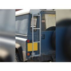 DA1089 - Galvanised Rear Defender Ladder - Will Fit All Defender Models and Land Rover Series