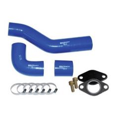 DA1108TDI - EGR Blanking Kit with Silicone Intercooler Hoses - 300TDI - Discovery, Defender, Range Rover Classic