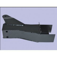 DA2008O - Chassis Leg Front - Right Hand - For Land Rover Series - Fits LWB and SWB
