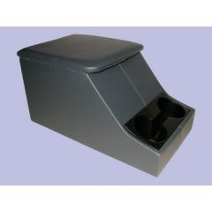 DA2035LCS - Defender Cubby Box - Grey Base With Grey Top - Can Also Be Fitted to Series