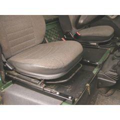DA2148 - Extended Slide Defender Seat Rails - For The Taller Driver