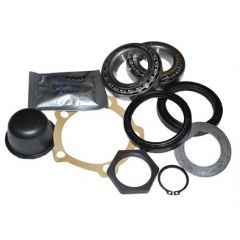 DA2380 - Rear Wheel Bearing Kit for Land Rover Defender up to KA Chassis Number - Wheel Bearings, Flange Gasket, Hub Seals, Hub Cap and Lock Tabs