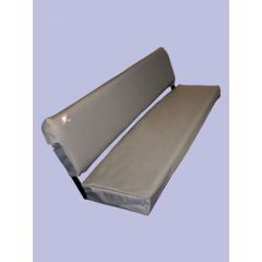 DA2817GREY - Defender Rear Inward Facing Bench Up To 2007 In Grey