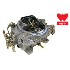 DA3049 - V8 4-Barrel Carb Conversion kit by Weber - Kit Includes Manifold - For Defender, Discovery 1 and Range Rover Classic V8 3.5