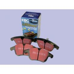 DA3319 - EBC Ultimax Rear Brake Pads - For All Discovery 1 Vehicles and Range Rover Classic From 1986 - Complete with Sensor