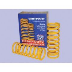 """DA4202 - Britpart Performance Front Springs - Heavy Duty - 2"""" (50mm) Lift - Defender, Discovery 1 and Range Rover Classic"""