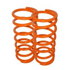 """DA4563 - Britpart Performance Front Springs - Lowered 1"""" (25mm) - Defender, Discovery 1 and Range Rover Classic"""