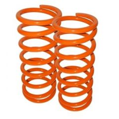 """DA4564 - Britpart Performance Rear Springs - Lowered 1"""" (25mm) - Defender, Discovery 1 and Range Rover Classic"""