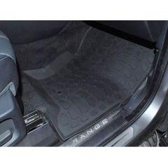 DA4805 - Heavy Duty Winter Rubber Mat Set for Range Rover Sport 2005-2013 (Left Hand Drive Vehicles) - Set of Four