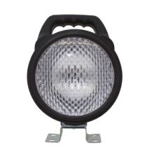 DA5073 - Round Worklamp With Wide Flood - Ring Work Lamp (Bulb Not Included - DA5075 H3 Bulb)