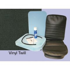 DA5632 - Defender Centre Seat Re-Trim Kit - Vinyl Twill (1990 Onwards)