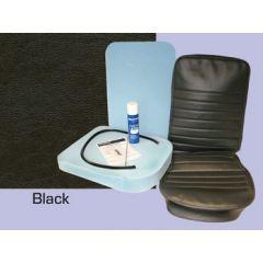 DA5634 - Defender Centre Seat Re-Trim Kit - Black (1990 Onwards)