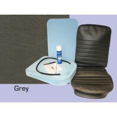 DA5635 - Defender Centre Seat Re-Trim Kit - Grey (1990 Onwards)