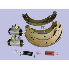 DA6044 - Series 3 Front Brake Kit - SWB From July 1980 & LWB 4 Cylinder Vehicles (Not 1 Ton) (Picture For Illustration)