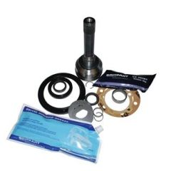 DA6051 - CV Joint Kit for Range Rover Classic 1986 to 1988 Non-ABS - Constant Velocity Joint, Bearing, Seals, Gaskets and Swivel Grease