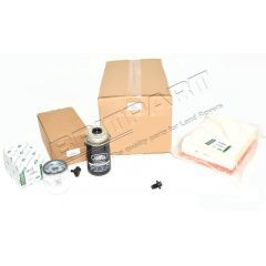 DA6109LR - Full Service Kit using Genuine Land Rover Filters For Defender Puma Engine 2.2 TDci from DA444247 Chassis Onwards (Picture For Illustration)
