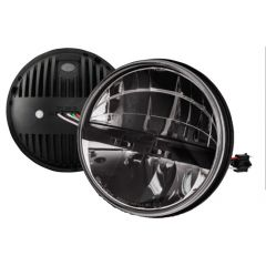 DA6280K - Truck-Lite Defender LED Headlamp Conversion - RHD Pair - For all Defender, Series and Range Rover Classic