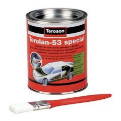 DA6317 - Loctite Body Repair - Terolan Special Sealant - 1.4kg Can Complete with Brush