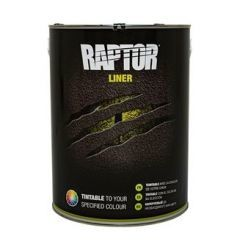 DA6436 - Raptor 5 Litre Liner in Tintible Finish - Durable Protective Coating for Almost Any Surface