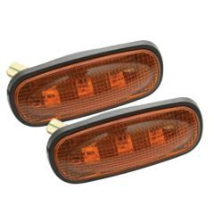 DA8532 - Defender LED Orange Side Repeater from XA159807 Onwards - Comes as a Pair