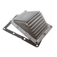 DA9018 - Billet Transfer Case Sump with Cooling Fins by Roamerdrive - Fits Defender, Discovery and Range Rover Classic Diesels