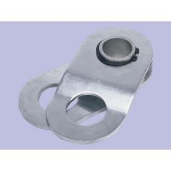 DB1002 - Snatch Block - High Quality Tempered Steel - By Britpart